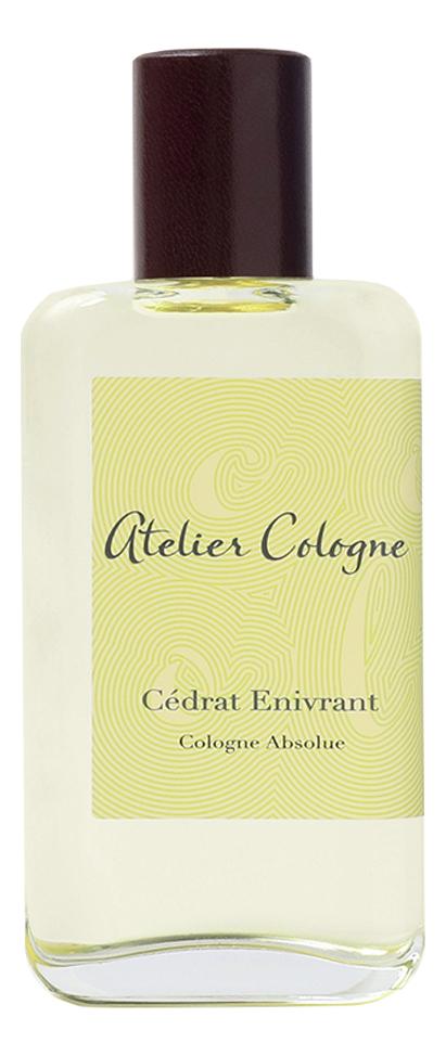 Atelier Cologne Cedrat Enivrant