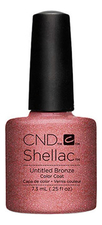 CND Гель-лак UV Shellac Art Vandal Collection 7,3мл
