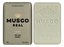 Claus Porto Musgo Real Oak Moss