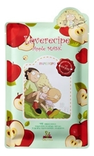 Sally's Box Маска для лица с экстрактом яблока Loverecipe Apple Mask 25мл