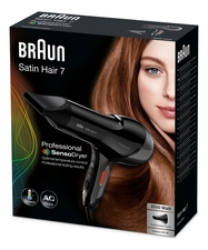 Braun Фен для волос Satin Hair 7 Professional SensoDryer HD780 2000W