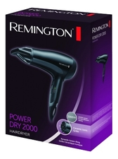 Remington Фен для волос Power Dry D3010 2000W