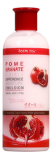 Farm Stay Эмульсия для лица с экстрактом граната Pomegranate Visible Difference Moisture Emulsion 350мл