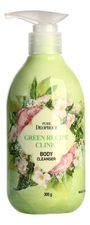 Deoproce Гель для душа Pure Green Recipe Clinic Body Cleanser 300г