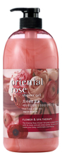 Welcos Гель для душа Body Phren Shower Gel Oriental Rose 732мл