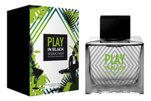 Banderas Play Seduction in Black