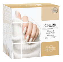 CND Набор для спа-маникюра Spa Manicure Almond Intro Pack
