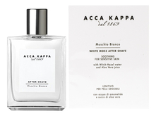 Acca Kappa Лосьон после бритья White Moss After Shave 100мл