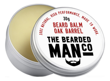 The Bearded Man Company Бальзам для бороды с запахом дубовой бочки Beard Balm Oak Barrel