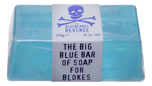 The Bluebeards Revenge Мыло для тела The Big Blue Bar Of Soap For Blokes 175г