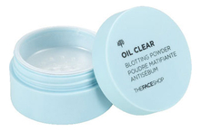 The Face Shop Рассыпчатая пудра для лица Oil Clear Blotting Powder 6г