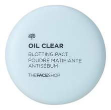 The Face Shop Компактная пудра Oil Clear Blotting Pact 9г