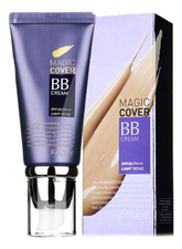 The Face Shop BB крем для лица Face It Magic Cover BB Cream SPF20 PA++ 45мл
