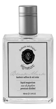 6772bb6512eb Jack Black Signature Black Mark — мужские духи, парфюмерная и ...