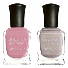 Deborah Lippmann Набор лаков для ногтей Gel Lab Pro Color 2*15мл (Beauty School Dropout + Dirty Little Secret)