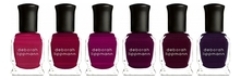 Deborah Lippmann Набор лаков для ногтей Very Berry 6*8мл (Strawberry Fields Forever + Cranberry Kiss + Raspberry Jam + Mulberry's Dream + Cherries Jubilee + Boys N Berries)