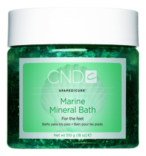CND Мацерация для ног Spa Pedicure Marine Mineral Bath