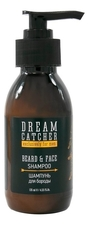 Dream Catcher Шампунь для бороды Chick Beard Shampoo 125мл
