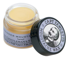 Captain Fawcett Воск для усов Lavender Moustache Wax 15мл (лаванда)