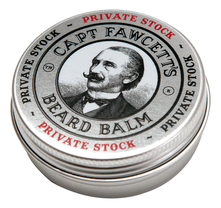 Captain Fawcett Бальзам для бороды Private Stock Beard Balm 60мл