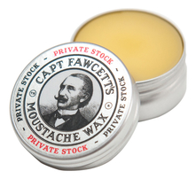 Captain Fawcett Воск для усов Private Stock Moustache Wax 15мл
