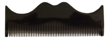 Morgan's Pomade Серый гребень в форме усов Moustache Comb-Grey
