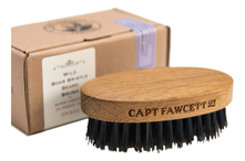 Captain Fawcett Щетка для бороды Wild Boar Bristle Beard Brush