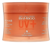 Alterna Восстанавливающая маска Bamboo UV+ Color Protection Rehab Deep Hydration Masque