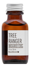 Beardbrand Масло для бороды Tree Ranger Beard Oil 30мл