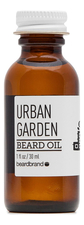 Beardbrand Масло для бороды Urban Garden Beard Oil 30мл