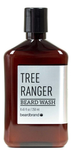 Beardbrand Шампунь для бороды Tree Ranger Beard Wash
