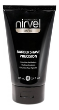 Nirvel Professional Гель для бритья с аргановым маслом Men Barber Shave Precision 100мл