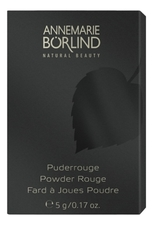 Annemarie Borlind Румяна для лица Powder Rouge 5г