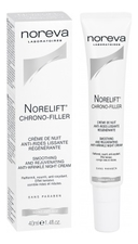 Noreva Ночной крем против морщин Norelift Chrono-Filler Smoothing & Rejuvenating Anti-Wrinkle Night Cream 40мл
