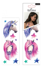 Miami Tattoos Набор тату для тела Unicorns