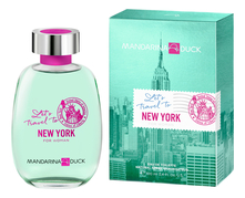 Mandarina Duck Let`s Travel To New York For Woman