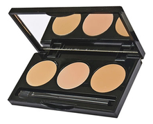 SENNA HD-консилер HD Hydra-Cover Hydrating Concealer Palette 6г