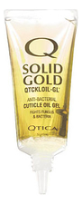 Qtica Масло для кутикулы Solid Gold Anti-Bacterial Oil Gel 14г