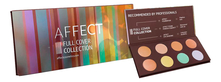 AFFECT Палетка камуфляжей Camouflages Palette Full Cover Collection 20г