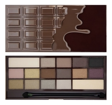 Makeup Revolution Палетка теней для век I Heart Makeup Wonder Palette 22г
