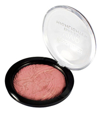 Makeup Revolution Хайлайтер для лица Vivid Baked Highlighter 7,5г