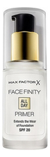 Max Factor Основа под макияж Facefinity All Day Primer SPF20 30мл