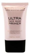 Makeup Revolution Праймер для лица Ultra Face Base Primer 25мл