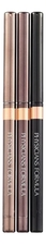 Physicians Formula Набор карандашей для глаз Shimmer Strips Custom Eye Enhancing Eyeliner Trio Nude Eyes 3*0,85г