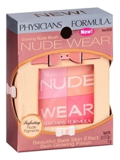 Physicians Formula Румяна для лица Nude Wear Glowing Nude Blush 5г