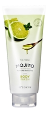 It's Skin Гель для душа с экстрактом лайма The Fresh Mojito Body Wash 250мл