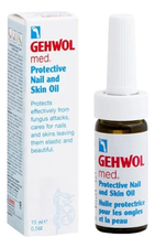 Gehwol Масло для ухода за ногтями Med Protective Nail And Skin Oil 15мл
