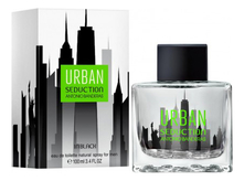 Banderas Urban Seduction in Black For Men