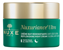 NUXE Ночной крем для лица Nuxuriance Ultra Replenisning Night Cream Global Anti-Aging 50мл