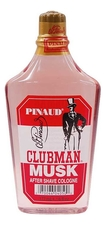 Clubman Pinaud Одеколон после бритья Musk After Shave Cologne